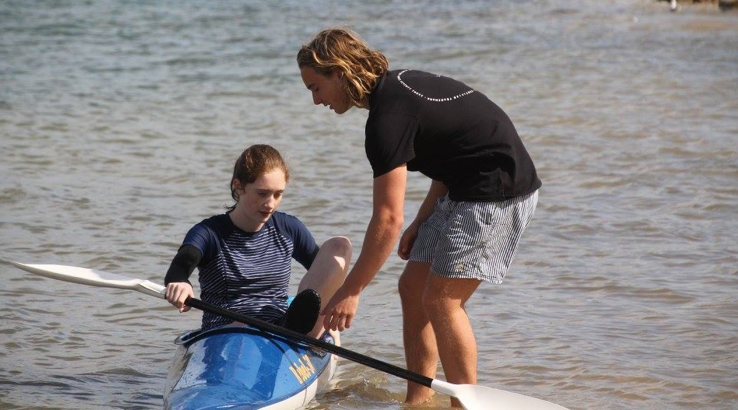 West Lakes Canoe Club Come and Try
