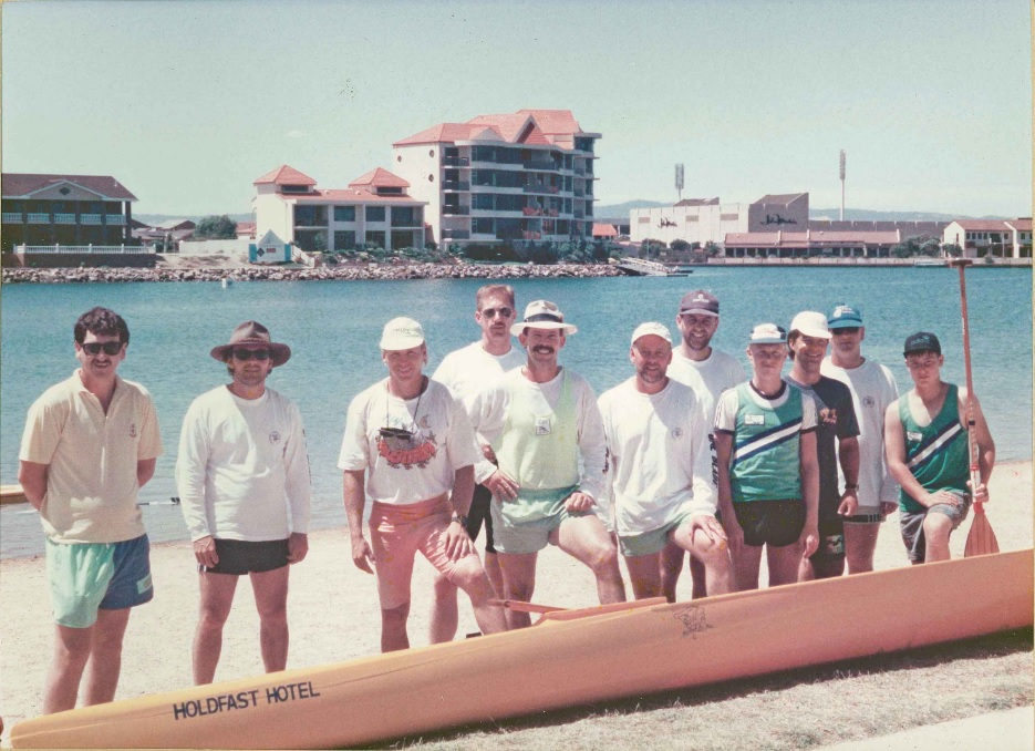 West lakes Canoe Club